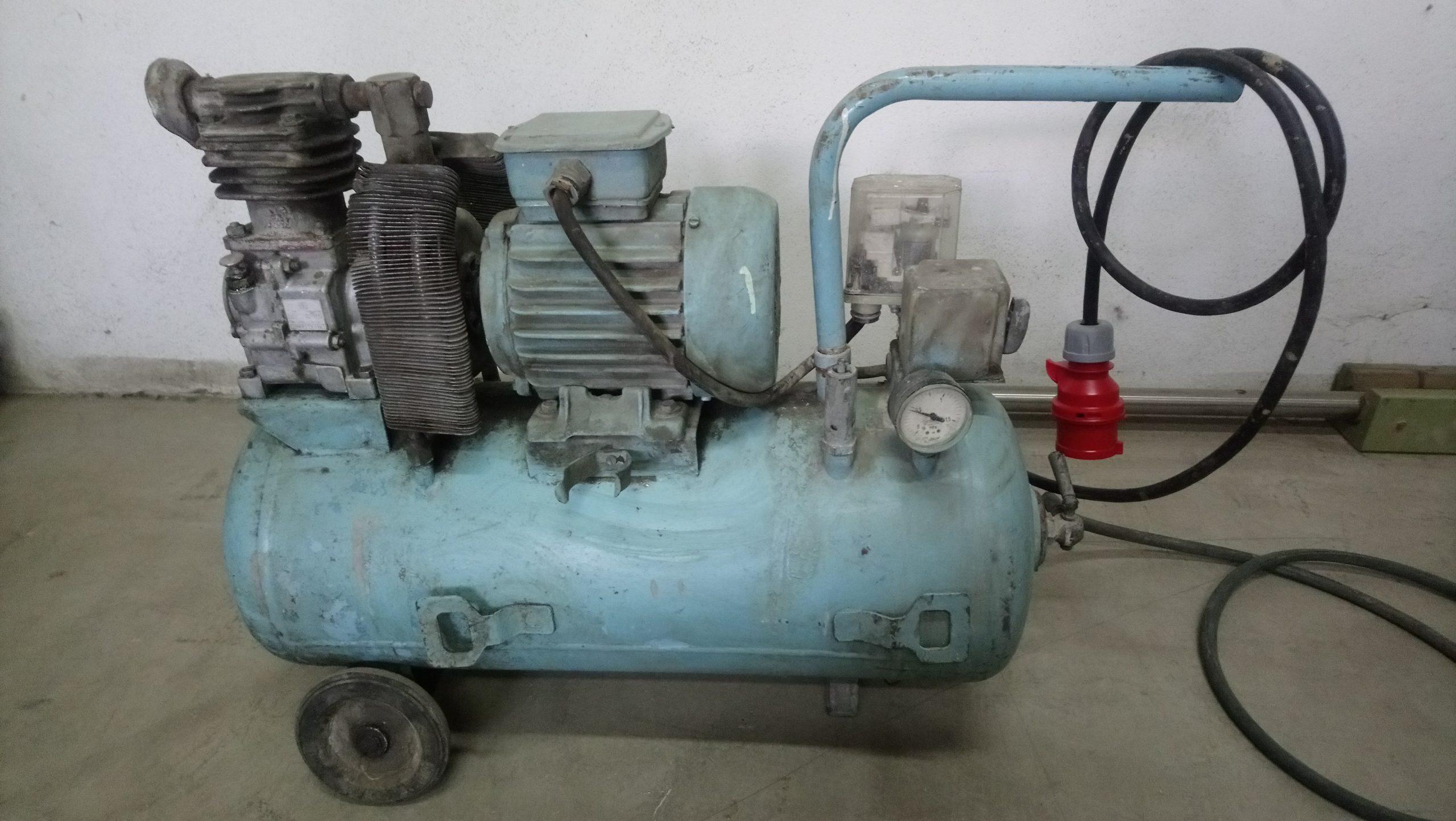 Kompresor sprężarka 50l